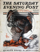 The Saturday Evening Post November 24, 1917 Magazine