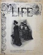 LIFE Magazine September 11, 1902 Magazine