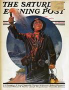 The Saturday Evening Post December 19, 1931 Magazine