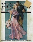 The Saturday Evening Post July 14, 1934 Magazine