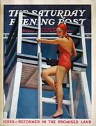 The Saturday Evening Post July 22, 1939 Magazine