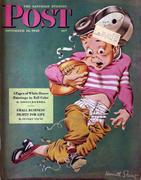 The Saturday Evening Post November 13, 1943 Magazine