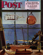 The Saturday Evening Post August 26, 1944 Magazine