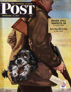 The Saturday Evening Post November 17, 1945 Magazine