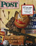 The Saturday Evening Post June 30, 1945 Magazine