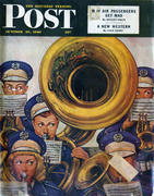The Saturday Evening Post October 19, 1946 Magazine