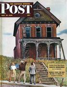 The Saturday Evening Post May 18, 1946 Magazine