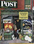 The Saturday Evening Post March 16, 1946 Magazine