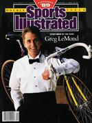 Sports Illustrated December 25, 1989 Magazine