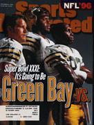 Sports Illustrated September 2, 1996 Magazine