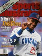 Sports Illustrated September 21, 1998 Magazine