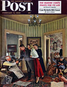 The Saturday Evening Post February 5, 1949 Magazine