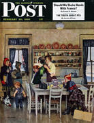 The Saturday Evening Post February 26, 1949 Magazine