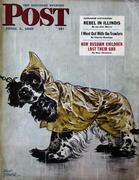 The Saturday Evening Post April 2, 1949 Magazine