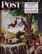 The Saturday Evening Post June 25, 1949 Magazine