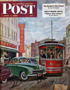 The Saturday Evening Post April 1, 1950 Magazine