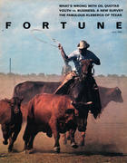 Fortune Magazine June 1969 Magazine