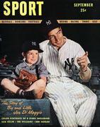Sport Magazine September 1946 Magazine