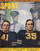 Sport Magazine October 1946 Magazine
