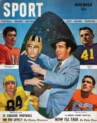 Sport Magazine November 1946 Magazine