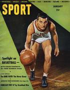 Sport Magazine January 1947 Magazine