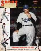 Sport Magazine April 1947 Magazine