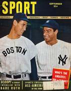 Sport Magazine September 1948 Magazine