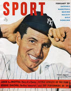 Sport Magazine February 1950 Magazine