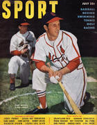 Sport Magazine July 1950 Magazine