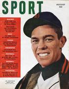 Sport Magazine August 1950 Magazine
