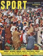 Sport Magazine October 1950 Magazine