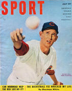 Sport Magazine July 1951 Magazine