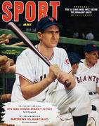 Sport Magazine May 1952 Magazine