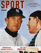 Sport Magazine August 1952 Magazine