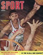 Sport Magazine January 1957 Magazine