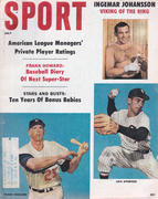 Sport Magazine July 1960 Magazine