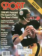 Sport Magazine August 1980 Magazine