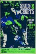 Seals & Crofts Poster