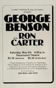 George Benson Poster