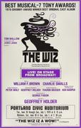 The Wiz Poster