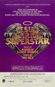 Jesus Christ Superstart Poster