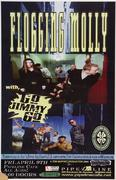 Flogging Molly Poster