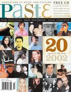 Paste Magazine January 2003 Magazine