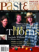Paste Magazine April 2003 Magazine