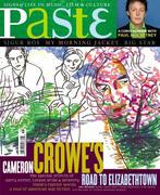 Paste Magazine October 2005 Magazine