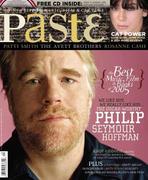 Paste Magazine February 2006 Vintage Magazine