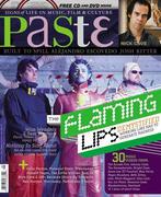 Paste Magazine April 2006 Magazine