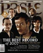 Paste Magazine December 2007 Magazine