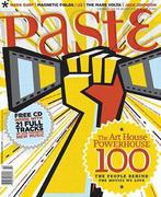 Paste Magazine February 2008 Magazine