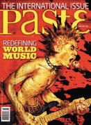 Paste Magazine August 2008 Magazine